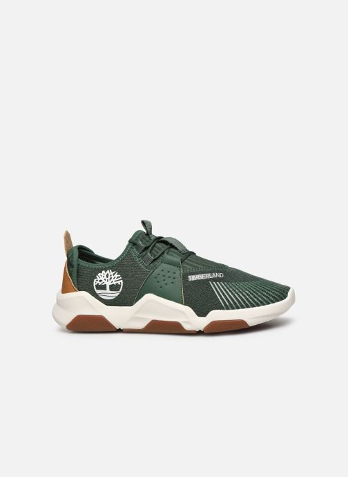 Sneakers Timberland Earth Rally Flexiknit Ox Verde immagine posteriore