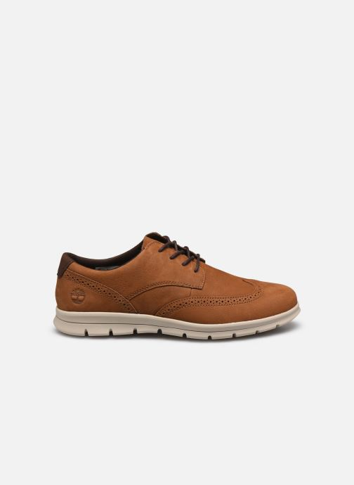 Baskets Timberland Graydon Lthr Brogue Ox Marron vue derrière