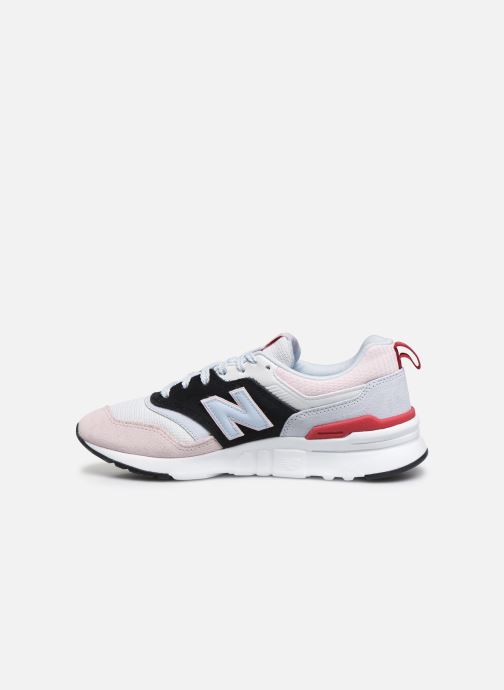 Trainers New Balance W997 - HOLLYSIZ Pink front view
