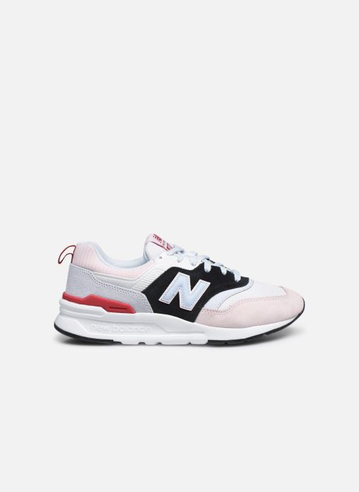 Trainers New Balance W997 - HOLLYSIZ Pink back view