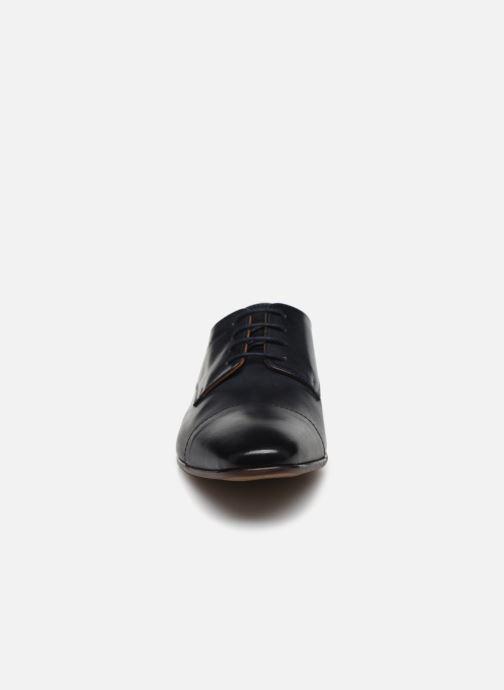Zapatos con cordones Redskins Better Azul vista del modelo