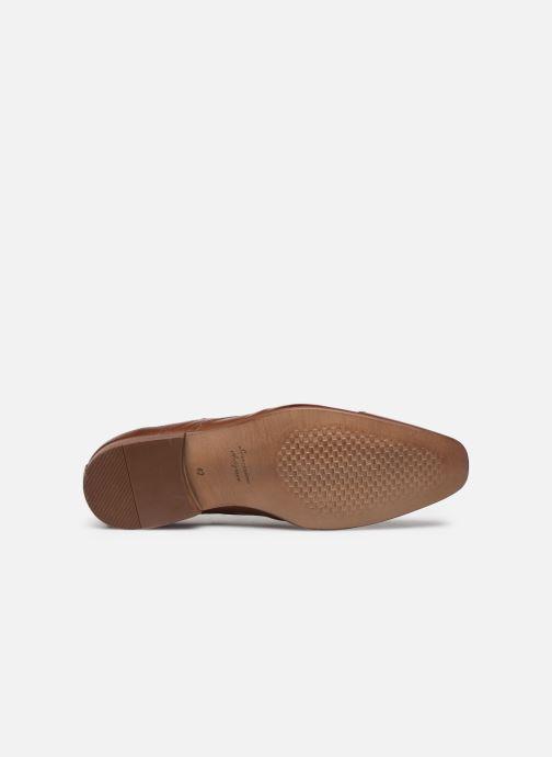 Zapatos con cordones Redskins Better Marrón vista de arriba