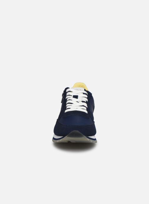 Sneaker Redskins Ilias blau schuhe getragen
