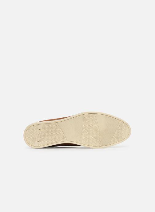 Chaussures à lacets Redskins Ismael Marron vue haut