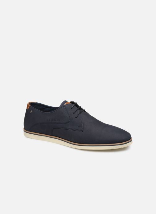 Chaussures à lacets Redskins Ismael Bleu vue détail/paire