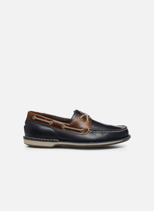 Zapatos con cordones Rockport Ports Of Call C Azul vistra trasera
