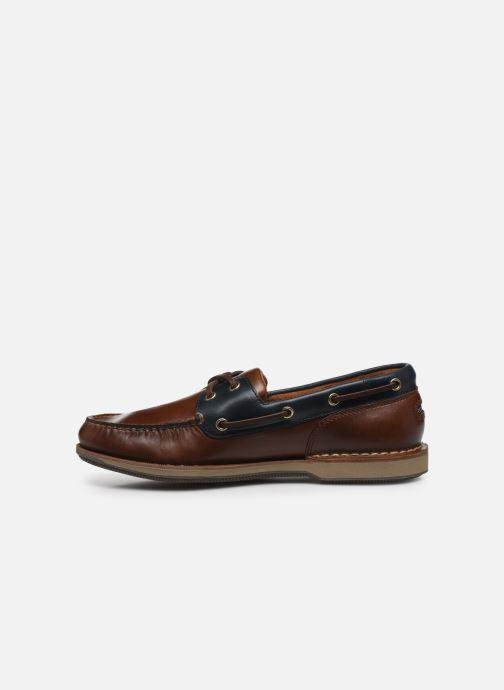Zapatos con cordones Rockport Ports Of Call C Marrón vista de frente