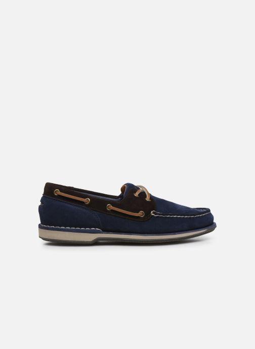 Chaussures à lacets Rockport Ports Of Call C Bleu vue derrière