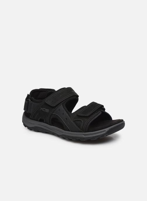 Sandales et nu-pieds Rockport Trail Technique Sandal C Noir vue détail/paire