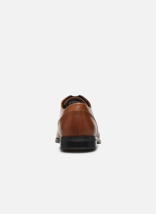 Chaussures à lacets Rockport Style Purpose 2 C Marron vue droite