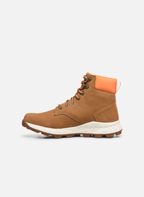 "Bottines et boots Timberland Brooklyn 6"" Boot Marron vue face"