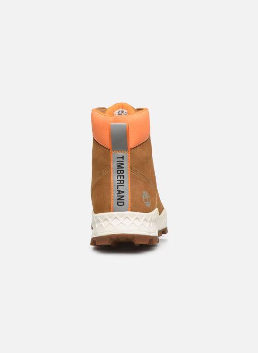 "Bottines et boots Timberland Brooklyn 6"" Boot Marron vue droite"