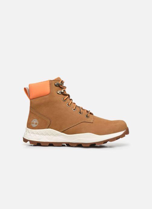 "Bottines et boots Timberland Brooklyn 6"" Boot Marron vue derrière"
