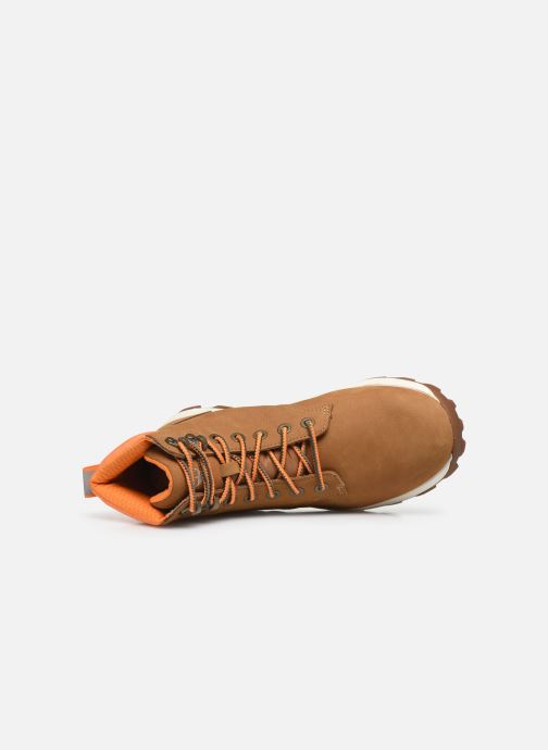 """Bottines et boots Timberland Brooklyn 6"""" Boot Marron vue gauche"""