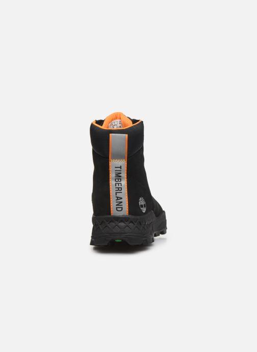 "Botines  Timberland Brooklyn 6"" Boot Negro vista lateral derecha"
