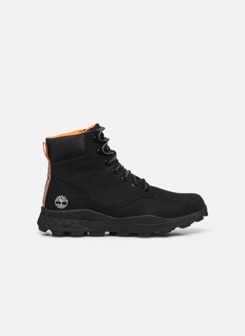 """Bottines et boots Timberland Brooklyn 6"""" Boot Noir vue derrière"""