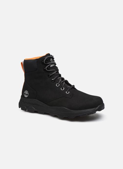 "Bottines et boots Timberland Brooklyn 6"" Boot Noir vue détail/paire"