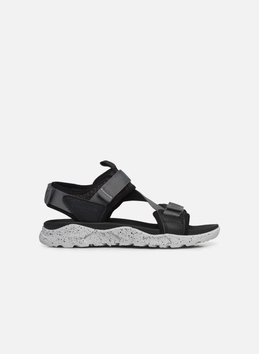 Sandali e scarpe aperte Timberland Ripcord 2 Strap Sandal Nero immagine posteriore