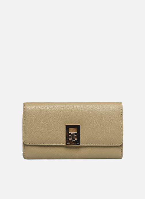Portemonnaies & Clutches Paul & Joe Sister LILOU beige detaillierte ansicht/modell