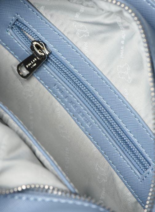 Handtaschen Paul & Joe Sister LIZZIE blau ansicht von hinten