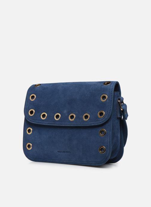 Handtaschen Paul & Joe Sister LARA blau schuhe getragen