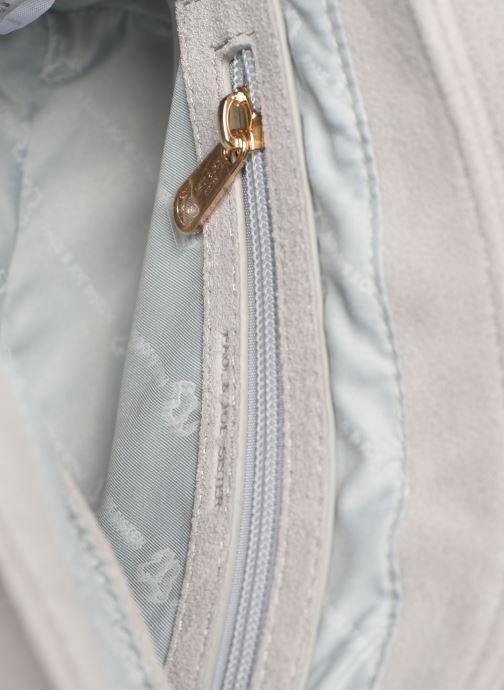 Handtaschen Paul & Joe Sister LEO grau ansicht von hinten