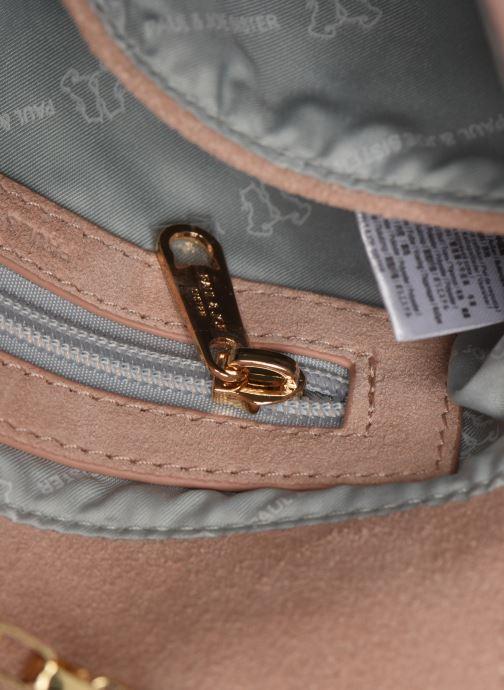 Handtaschen Paul & Joe Sister LISERON rosa ansicht von hinten