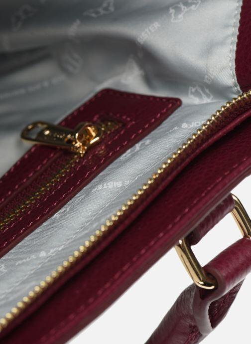 Håndtasker Paul & Joe Sister GASPARD Bordeaux se bagfra