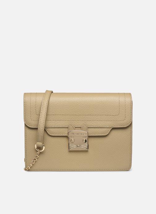 Handtaschen Paul & Joe Sister GAMAROV beige detaillierte ansicht/modell