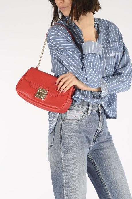 Handtaschen Paul & Joe Sister CANTIN rot ansicht von unten / tasche getragen