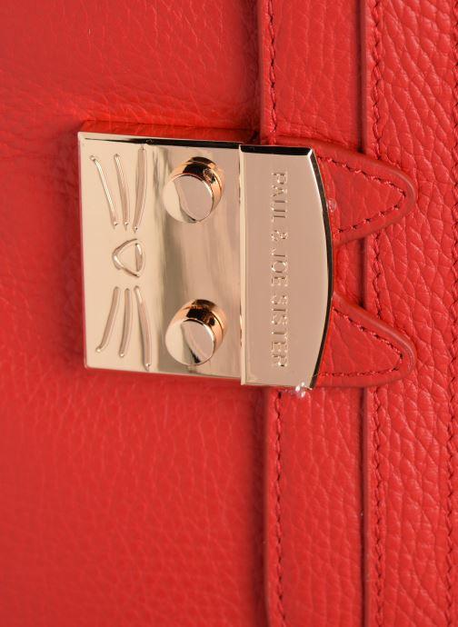Bolsos de mano Paul & Joe Sister CALVINA Rojo vista lateral izquierda