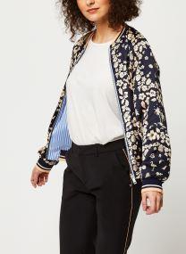 Veste blouson - Printed reversible bomber jacket