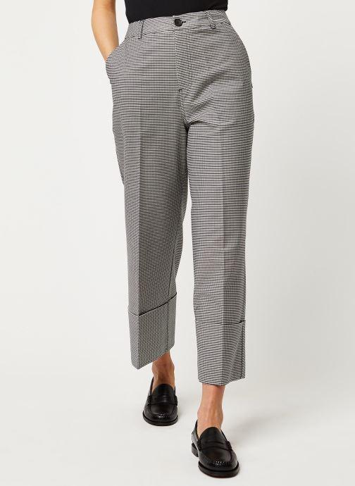 Vêtements Accessoires Tailored cropped wide leg pants