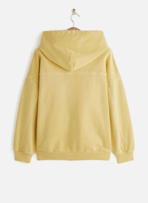 Vêtements Levi's 2020 Hoodie Jaune vue bas / vue portée sac
