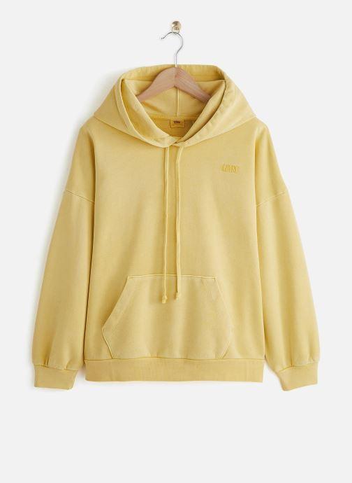 Vêtements Levi's 2020 Hoodie Jaune vue détail/paire