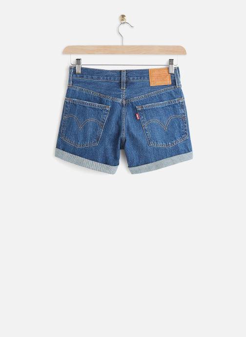 Vêtements Levi's 501® Short Long Bleu vue bas / vue portée sac