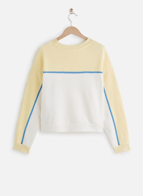 Vêtements Levi's Celeste Sweatshirt Jaune vue bas / vue portée sac