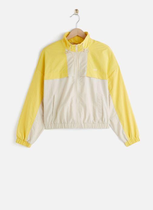 Vêtements Levi's Celeste Windbreaker Jaune vue détail/paire