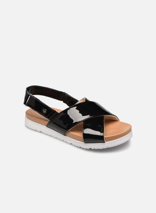 Sandalen UGG K KLARA schwarz detaillierte ansicht/modell