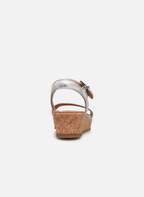 Sandalen UGG K-MILLEY Zilver rechts