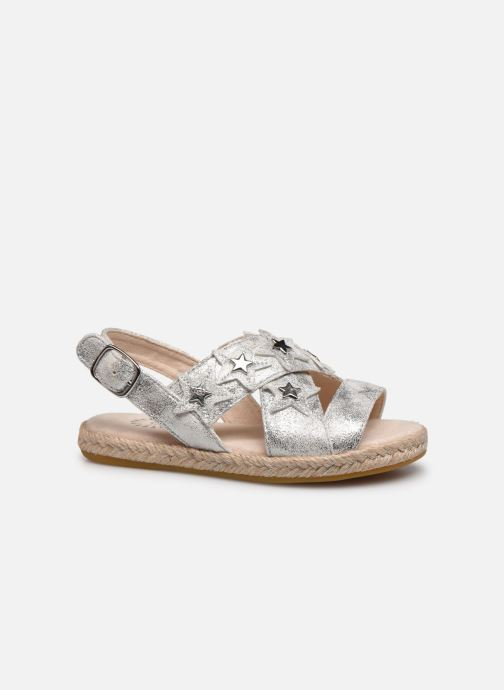 Sandali e scarpe aperte UGG T ALLAIREY STARS Argento immagine posteriore