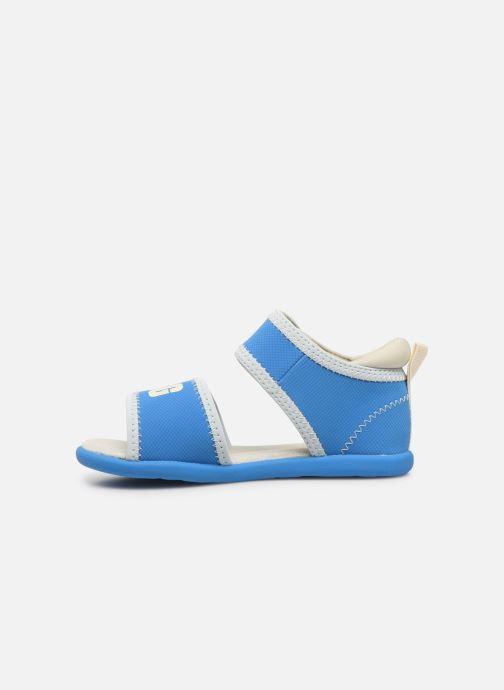 Sandalias UGG T DELTA Azul vista de frente
