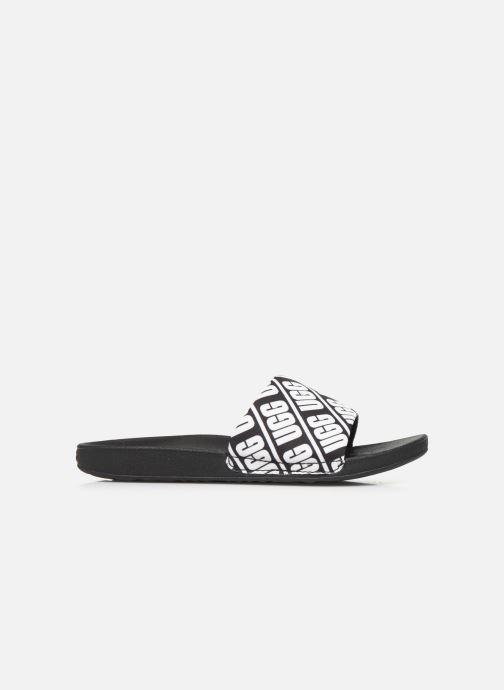 Sandali e scarpe aperte UGG K BEACH SLIDE Nero immagine posteriore