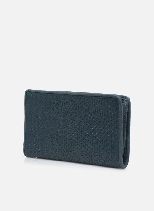 Portemonnaies & Clutches Nat & Nin Anae blau ansicht von rechts