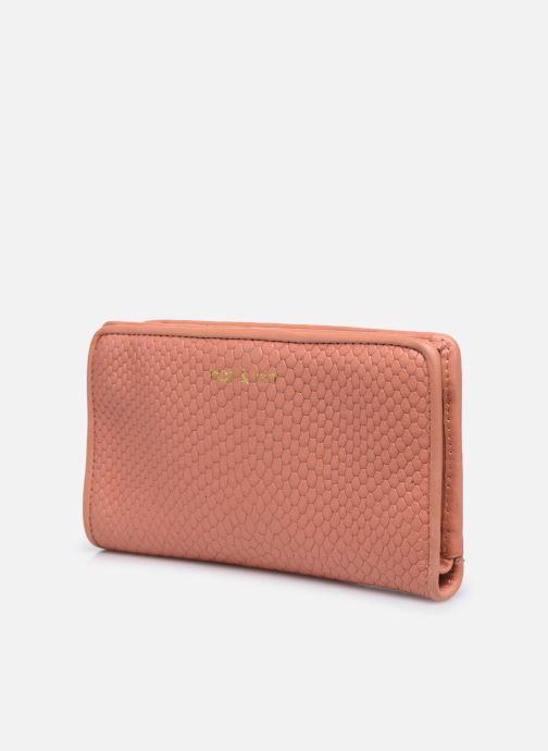 Portemonnaies & Clutches Nat & Nin Anae rosa schuhe getragen