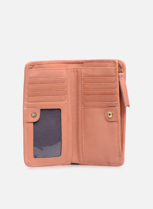 Portemonnaies & Clutches Nat & Nin Anae rosa ansicht von hinten