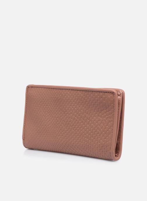 Portemonnaies & Clutches Nat & Nin Anae rosa ansicht von rechts