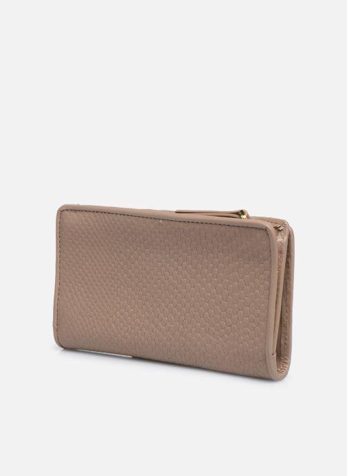 Portemonnaies & Clutches Nat & Nin Anae beige ansicht von rechts