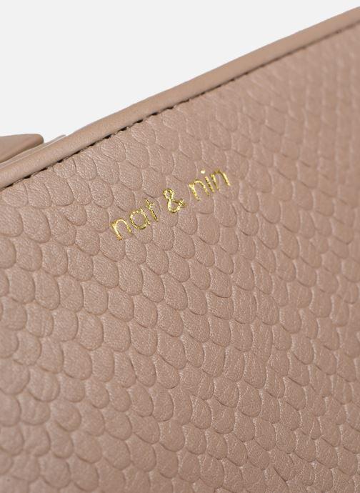 Portemonnaies & Clutches Nat & Nin Anae beige ansicht von links