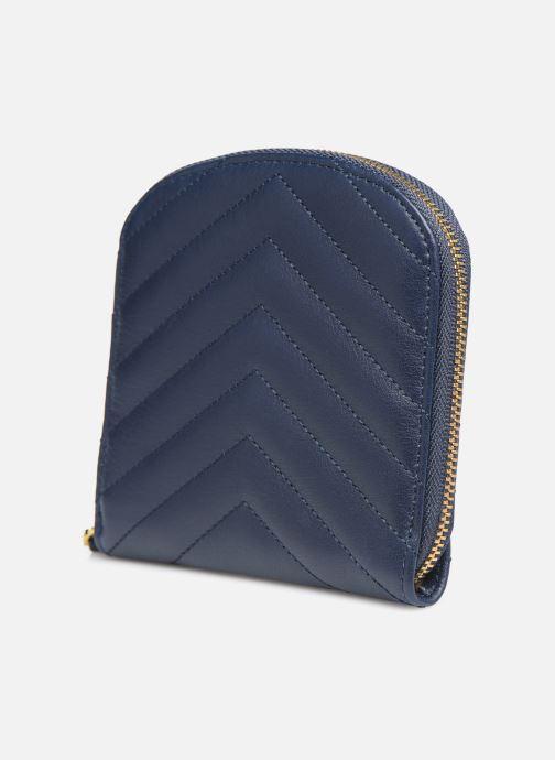 Portemonnaies & Clutches Nat & Nin Coco Mat blau ansicht von rechts